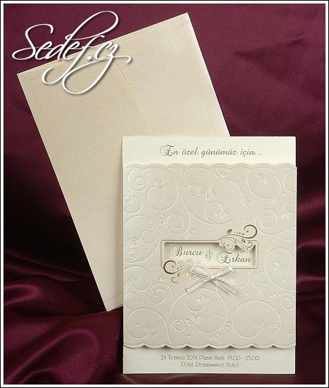 Svatební oznámení 2489