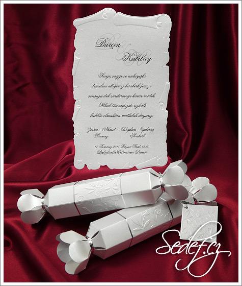 Svatební oznámení vzor 2531