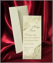 Svatební oznámení vzor 2543