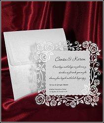 Svatební oznámení vzor 2545