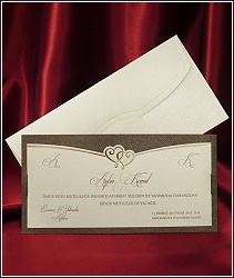Svatební oznámení vzor 2560