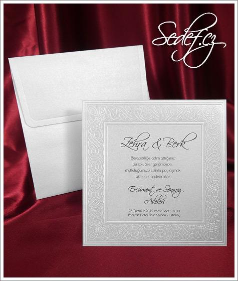 Svatební oznámení vzor 2566