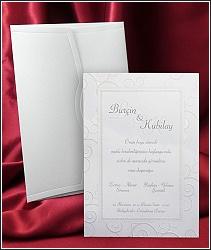 Svatební oznámení vzor 2573