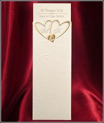 Svatební oznámení vzor 2607