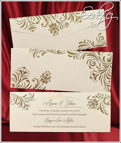 Svatební oznámení vzor 2622