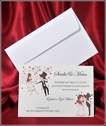 Svatební oznámení vzor 2638