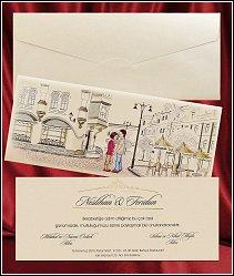 Svatební oznámení vzor 2643