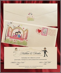 Svatební oznámení vzor 2646