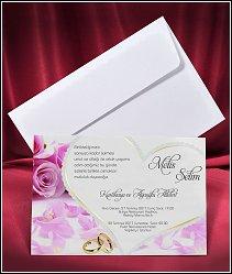 Svatební oznámení vzor 2652