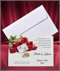 Svatební oznámení vzor 2653
