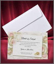 Svatební oznámení vzor 2659