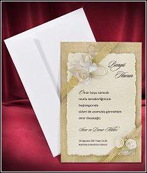 Svatební oznámení vzor 2660