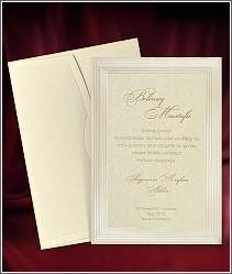 Svatební oznámení vzor 2684