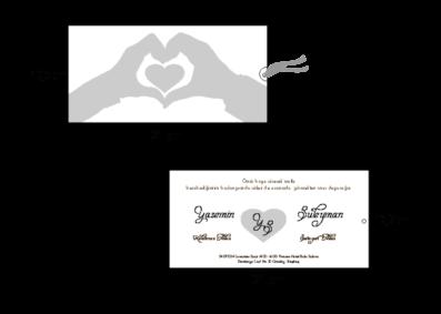 Rozměry svatebního oznámení 2700