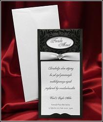 Svatební oznámení vzor 3623