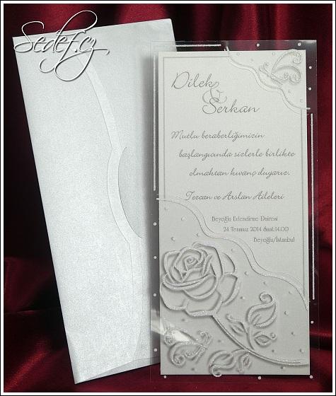 Svatební oznámení vzor 5367