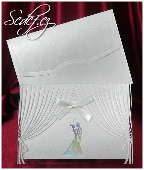 Svatební oznámení 5370