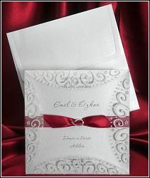 Svatební oznámení vzor 5372