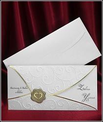 Svatební oznámení vzor 5381