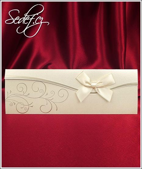 Svatební oznámení vzor 5436