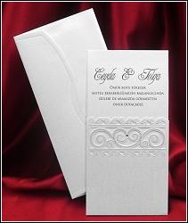 Svatební oznámení vzor 5456