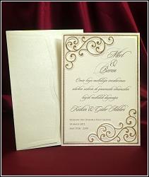 Svatební oznámení vzor 5457