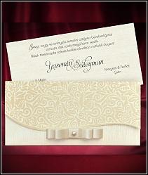 Svatební oznámení vzor 5482