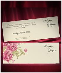 Svatební oznámení vzor 5491