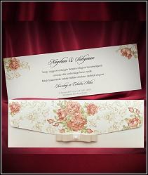 Svatební oznámení vzor 5493