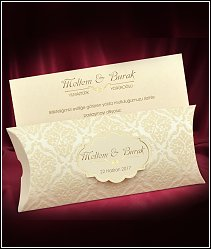 Svatební oznámení vzor 5505