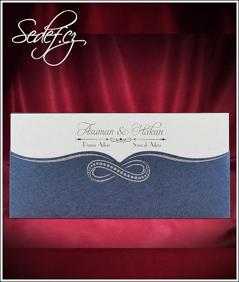 Svatební oznámení vzor 5517