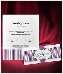 Svatební oznámení vzor 5522