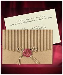Svatební oznámení vzor 5527