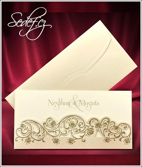 Svatební oznámení vzor 5534