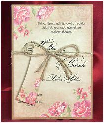 Svatební oznámení vzor 5551
